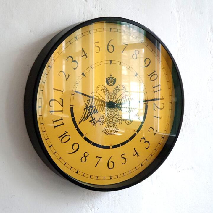 ceas bizantin vedere laterala