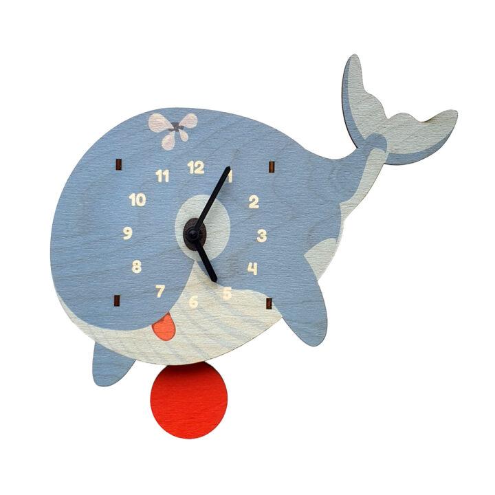 Balenush ceas perete odaie copii