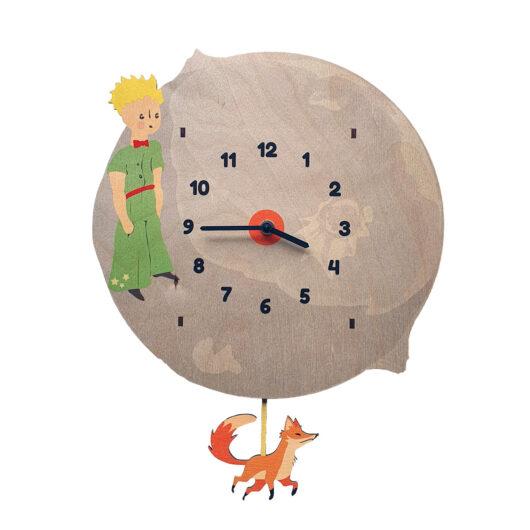Micul Print ceas perete pendulă