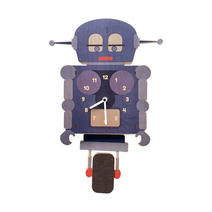 Robo Tica ceas pendula robot