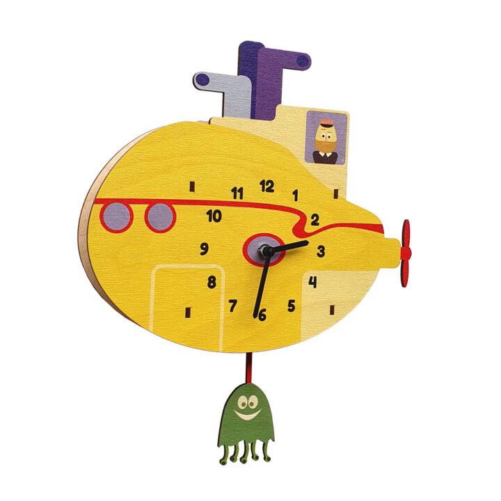 The beatles ceas perete yellow submarine